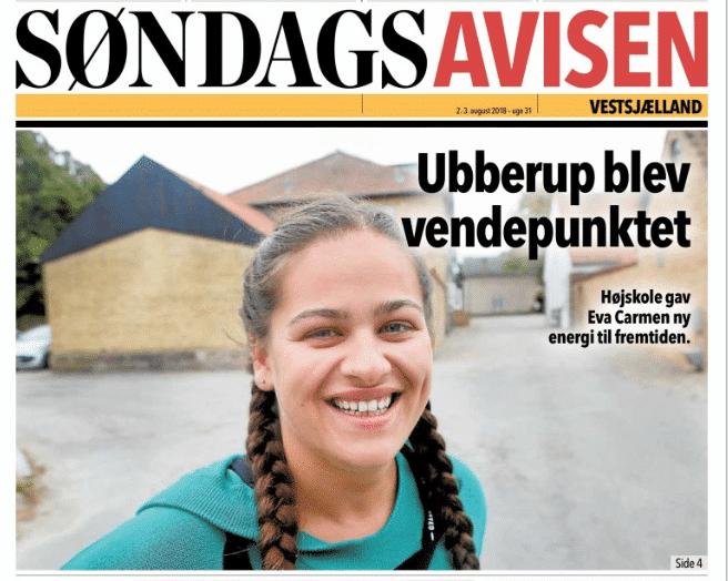 Eva på Ubberup Højskole_Livsstilshøjskole